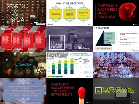 Slide Examples