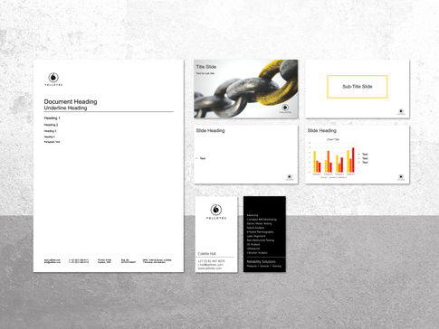 Templates & Business Cards