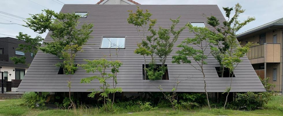 eaves house