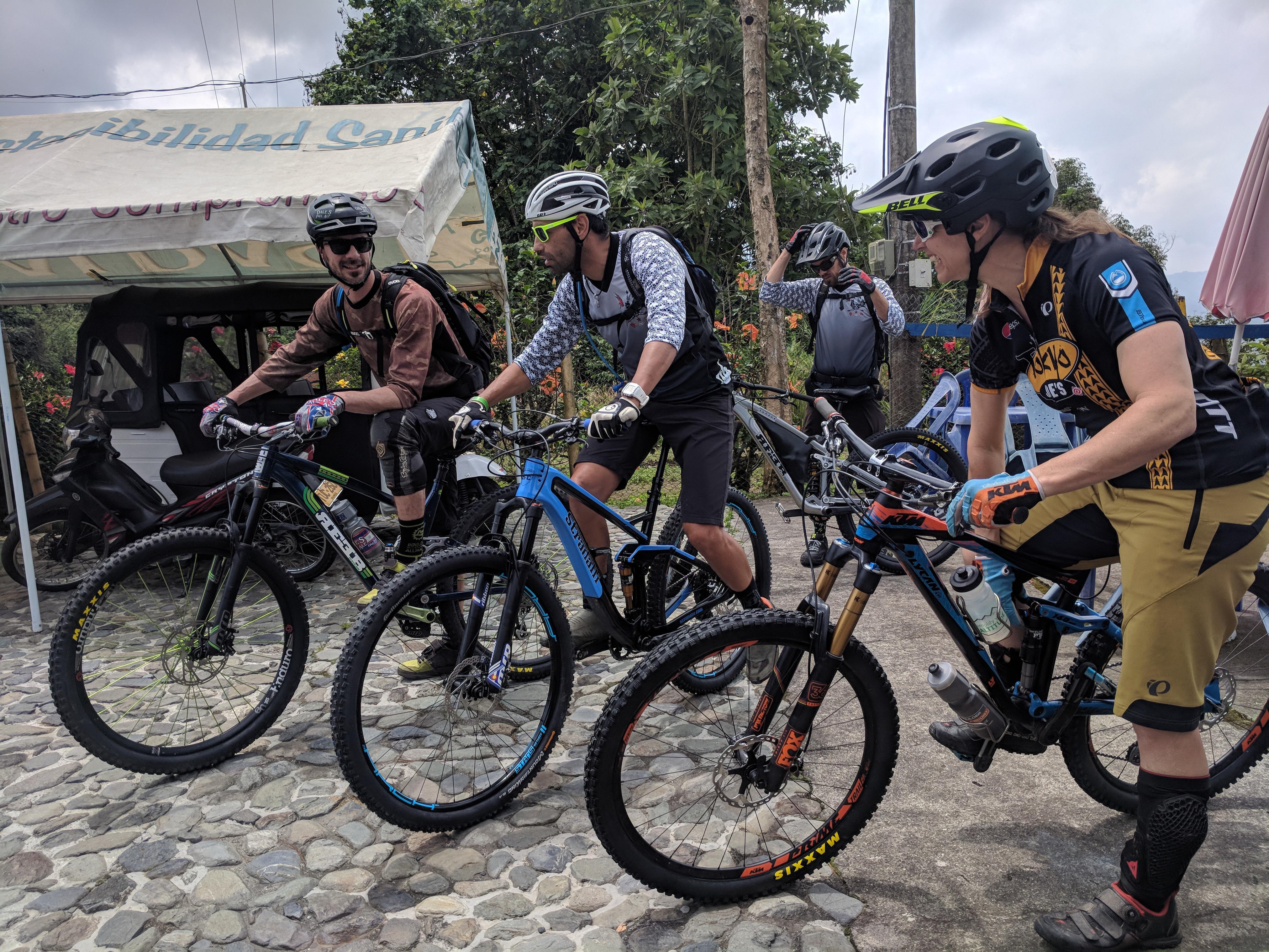 Bike Tour   2/22 - 3/1