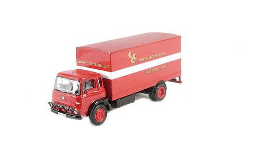 Exclusive 1st Editions Bedford TK 2 axle box van