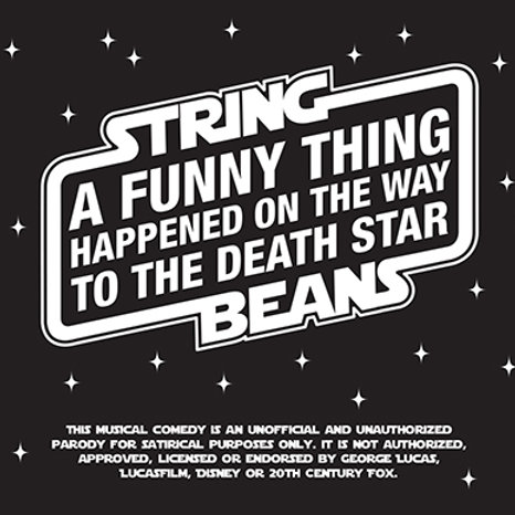 A Funny Thing Happened On The Way To The Death Star - CD