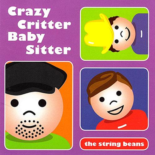 Crazy Critter Baby Sitter - Digital Download