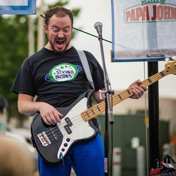 Bass Boomin' Bret