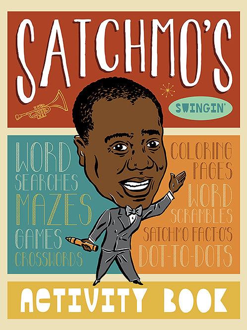 Satchmo's Swingin' Activity Book