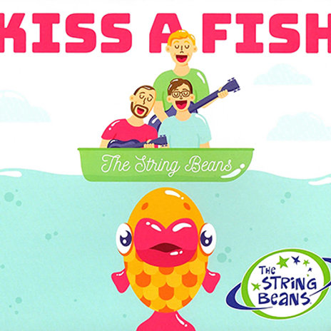 Kiss A Fish - CD