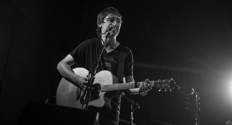 Daniel Christian Nebraska Singer-Songwriter