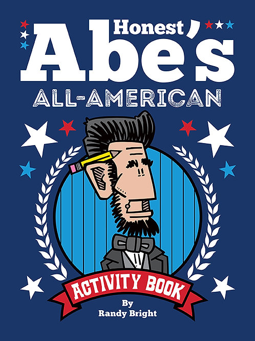 Honest Abe's All-American Activity Book