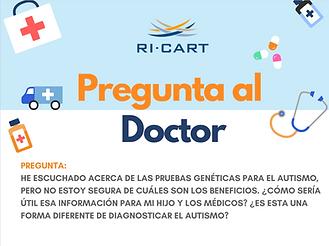 Pregunta Al Doctor- RI-CART