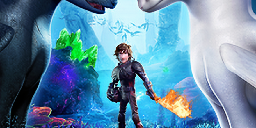 How to Train Your Dragon 3 at Showcase ( Blackstone Valley -Warwick ) (1)