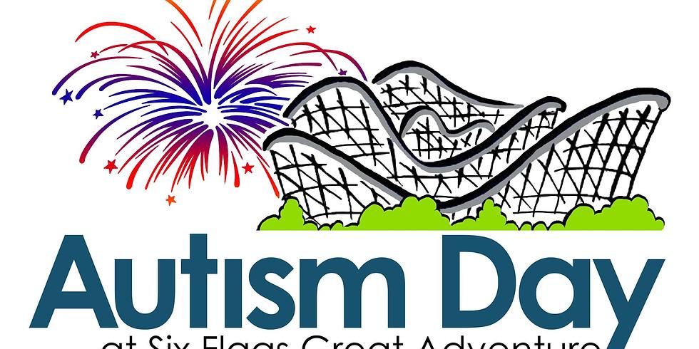 Día del Autismo en Six Flags Great Adventure