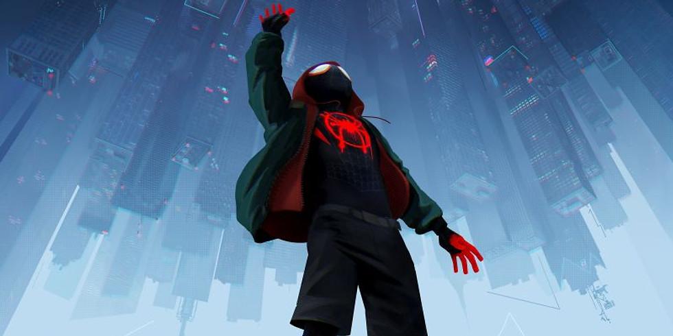 Película sensorialmente amigables Spider-Man: Un nuevo universo (En Ingles) (1)