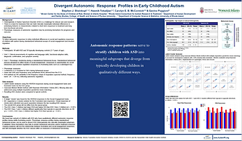 Divergent Autonomic Response Profiles in Early Childhood Autism