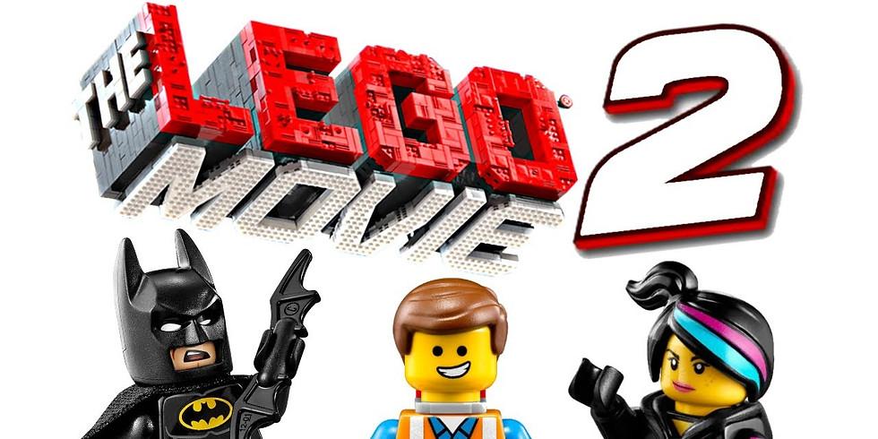 The Lego Movie at Showcase ( Blackstone Valley -Warwick )