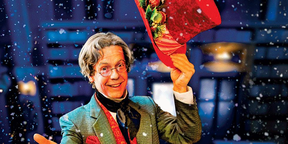 Actuaciones Sensorialmente amigable y familiares, A Christmas Carol.