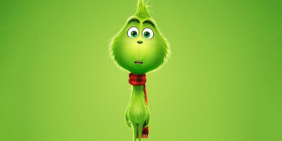 Película sensorialmente amigable Dr. Seuss 'The Grinch (En Ingles)