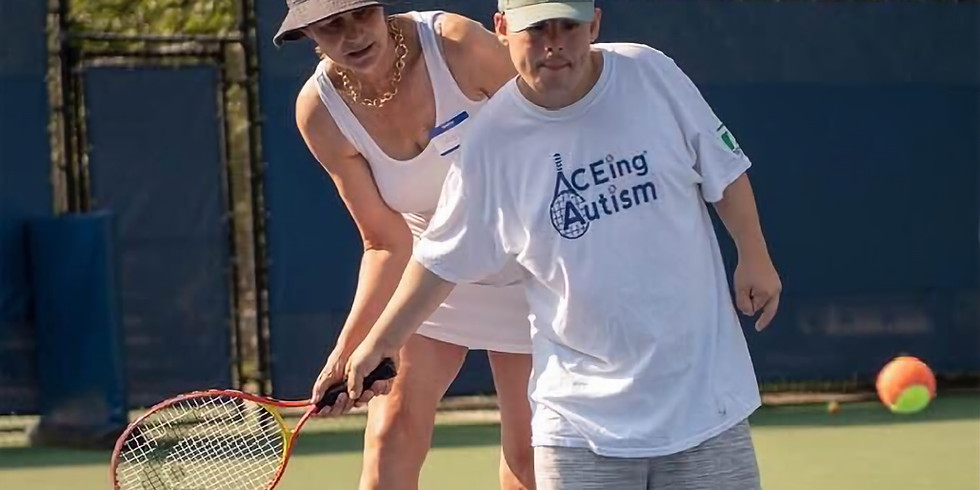 ACEING AUTISM- Tennis Rhode Island – East Bay- Providence, RI