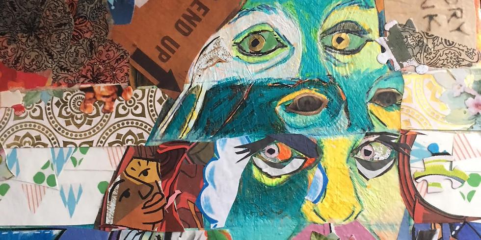Through Our Eyes: Self-Portrait Art Show