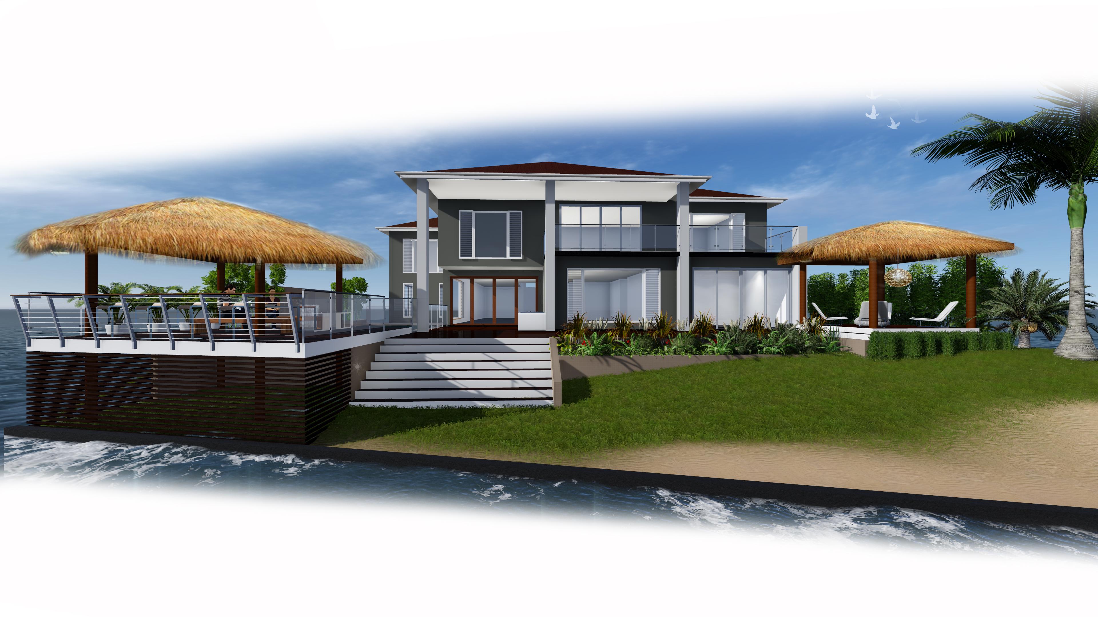 Bribie Island - Entertainment Deck