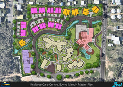 Bindaree Care Centre - Master Plan