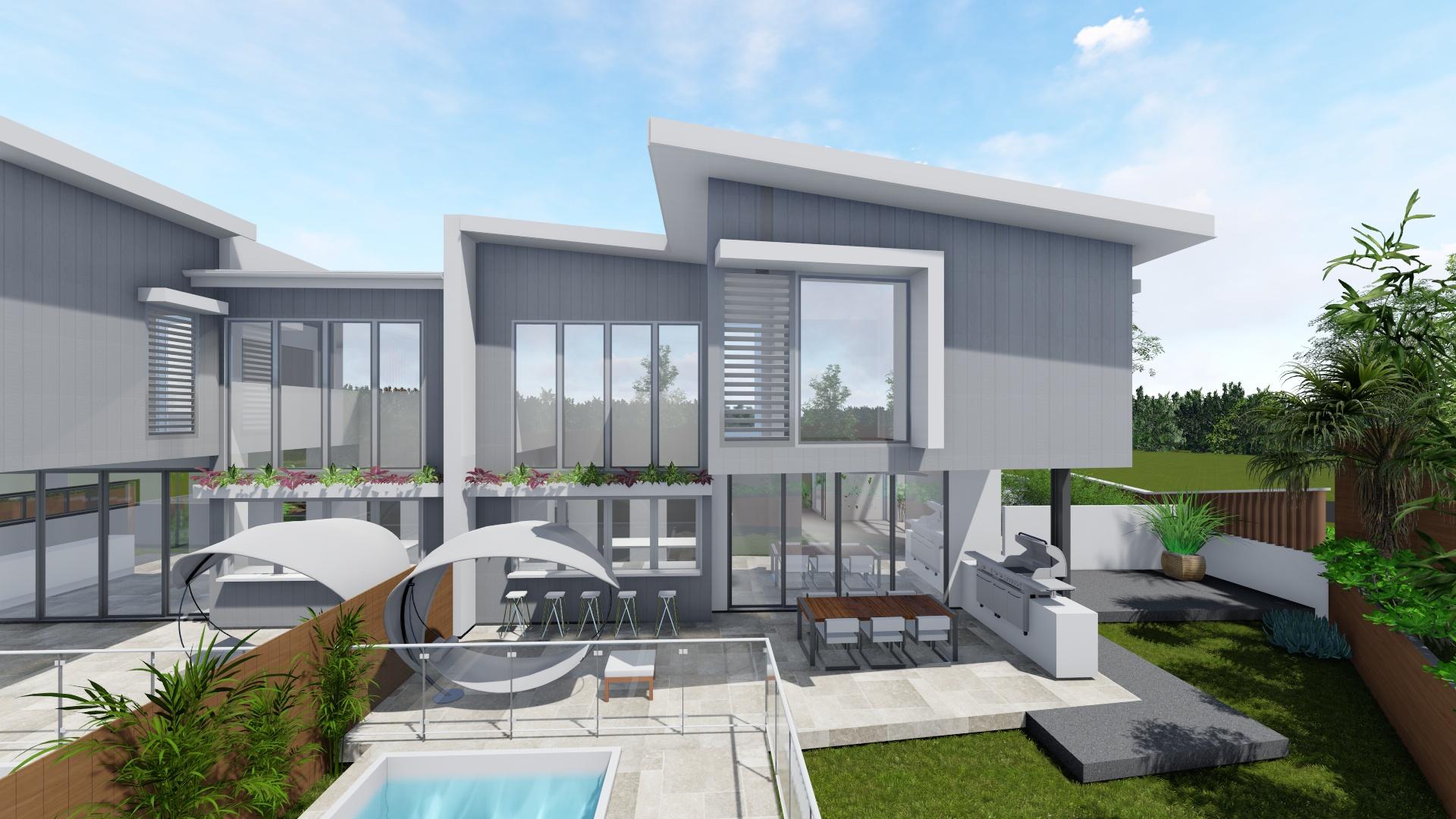 Yaroomba Duplex - Vista Verde