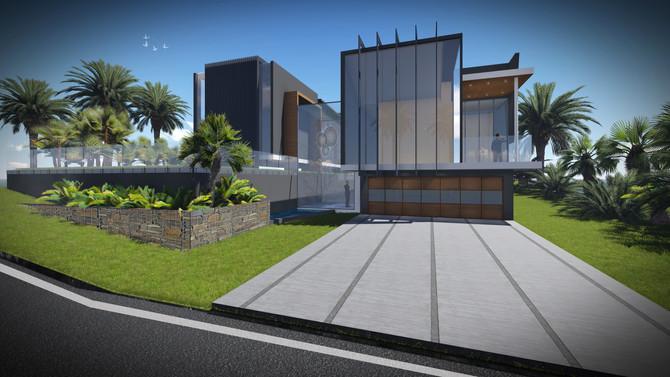 Beach House Concept