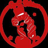 Cyr C. Délicieuse logo - design : Déborah Picard
