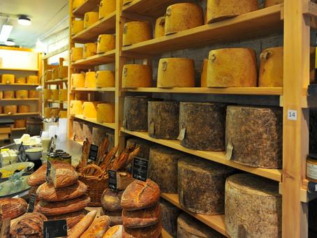 Roscoe's Cheese Club