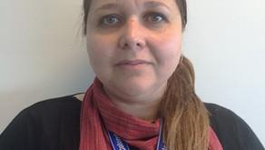 """REPORTAJE: """"En una sola palabra mi trabajo es satisfactorio"""" Diana Aragón Ramos"""