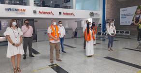 NOTICIA: Aeropuerto Benito Salas de Neiva listo para reapertura de vuelos nacionales