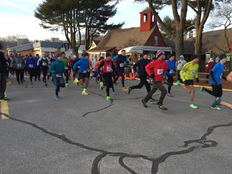 No Saturday Morning Run Club this week
