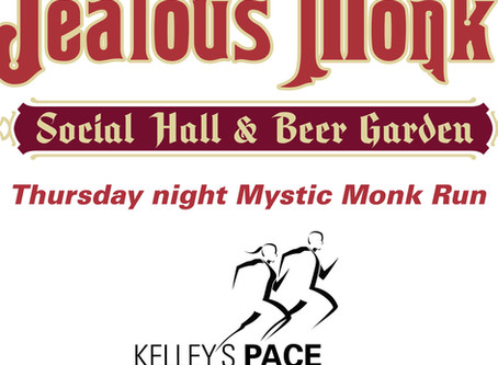 Thursday Night Monk Run