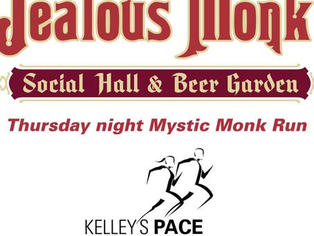 Thursday Night Monk Run
