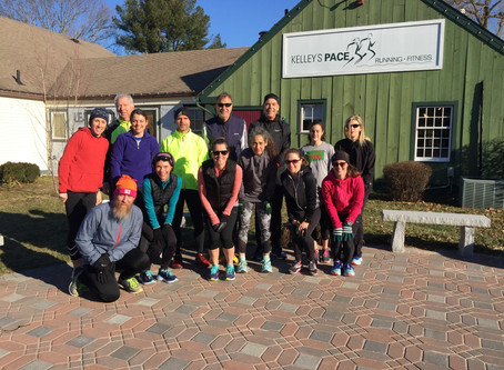 Mystic Half Marathon Training Program