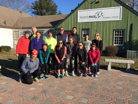 Mystic Half Marathon Training Program