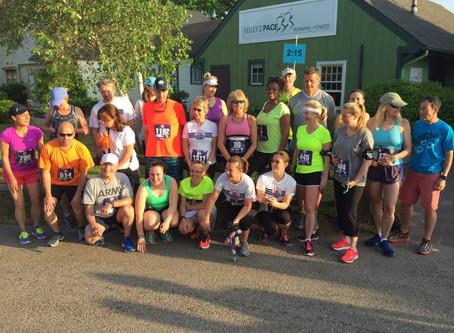 Mystic Half Marathon