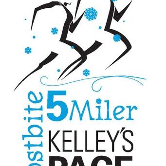 Kelley's Pace Frostbite 5 Miler 2019