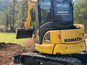 Underground Power Trenching Gympie McClurg Electrical