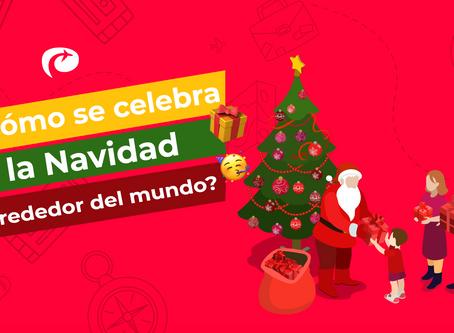 🎅🏼🎁 ¡Así celebran Navidad alrededor del mundo!