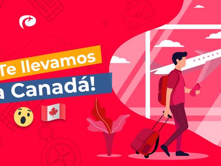 ¿Te imaginas pasar un verano en Canadá? 😯🇨🇦