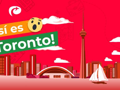 Con ustedes: ¡Toronto! 🤩🇨🇦