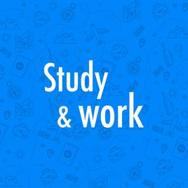 ¡Estudia y trabaja en el extranjero!