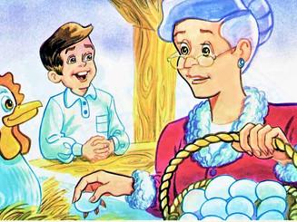 Ilustrações Infantis