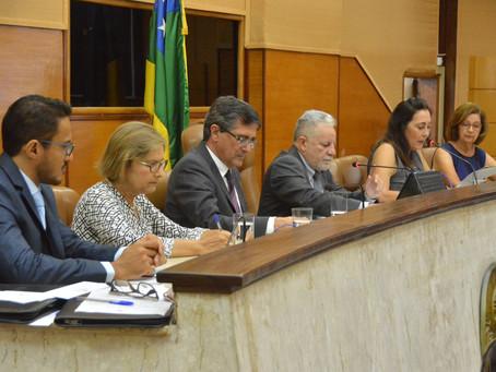 Arquivo Público de Sergipe comemora 96 anos durante sessão na Alese