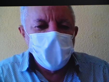 Gualberto propõe Frente Parlamentar para tratar de vacinação de pessoas com deficiências