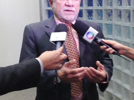 Gualberto elogia reconstrução da ponte de Pedra Branca