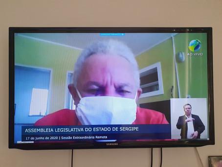 Gualberto diz que Consórcio Nordeste sofreu sabotagem na compra de respiradores
