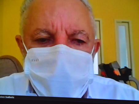 Deputado Gualberto defende vacinação contra covid para coveiros e garis
