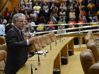 Gualberto faz defesa contundente da Assembleia Legislativa de Sergipe