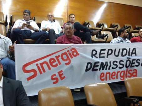 Deputado denuncia série de demissões na Energisa